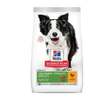 Hill 'Can.Dry SP mature Adult7 + YoutVital M Chick2,5kg