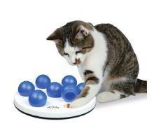 Cat Aktivity SOLITAIRE - zábavná doska so 7 loptičkami 20 cm