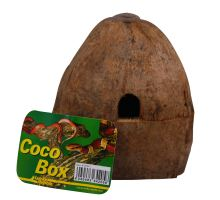 Lucky Reptile Coco Box - úkryt