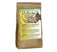Pochúťka pre kone Delizia banán