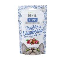 Brit Care Cat Snack Truffles Cranberry 50g