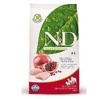 N & D Grain Free DOG Adult Mini Chicken & Pomegranate