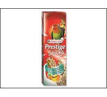 Tyčinky Prestige exotické ovocie pre stredné papagáje 140g