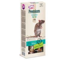Lolo PREMIUM SMAKERS 2 klasy pre potkany 100 g