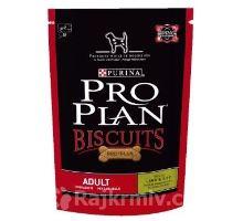 PRO PLAN Biscuits ADULT s jahňacím mäsom a ryžou 400g