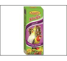 Tyčinka malý papagáj ovocno - orechová 2ks