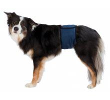 Brušný pás na podložky pre psa samca