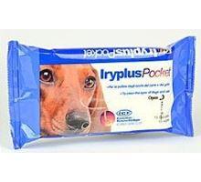 Iryplus dezinfekčné obrúsky na oči psov a mačiek 15ks