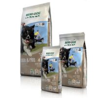 Bewi Dog Lamb & Rice contains linseed