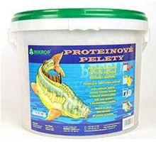 Proteínové pelety pre kaprov granule 6mm 5kg Oliheň