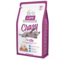 Brit Care Cat Crazy I am Kitten