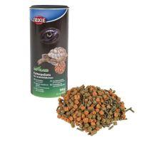 Granulované krmivo pelety pre suchozemské korytnačky