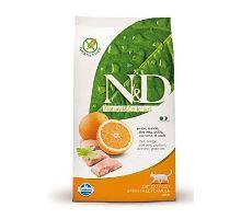 N & D Grain Free CAT Adult Fish & Orange