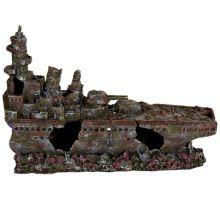 Vrak vojnovej lode 70 cm TRIXIE