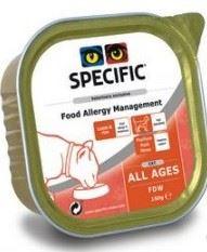 Specific FDW Food Allergy Management konzerva