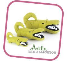 Become Family - Aretha aligátor