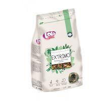EXTRIMO kompletné krmivo pre potkany v sáčku so zipsom 750 g