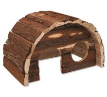 Domček SMALL ANIMAL Hobit drevený 25 x 16 x 15 cm 1ks
