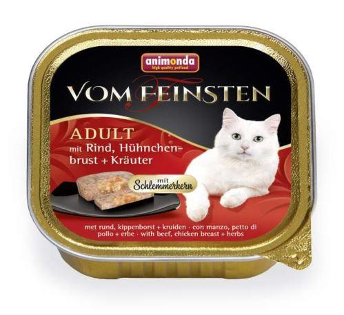 Animonda Vom Feinsten CORE paštéta pre mačky