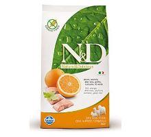 N & D Grain Free DOG Adult Fish & Orange
