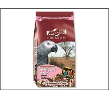 Krmivo Premium Prestige pre africké veľké papagáje 1kg