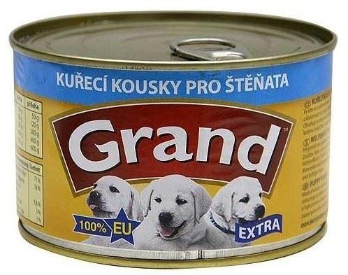 GRAND konzerva šteňa