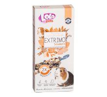 EXTRIMO SMAKERS tyčinky pre morčatá 2ks / 100 g