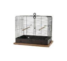 Klietka vtáky RETRO CELESTINE kov / drevo 34x27x44cm Zolux