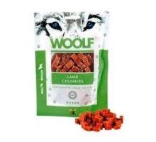 WOOLF pochúťka lamb chunkies 100g