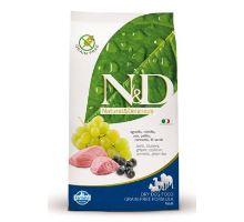 N & D Grain Free DOG Adult Lamb & Blueberry