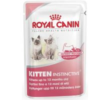 Royal Canin - Feline kaps. Kitten Instinctive 85g