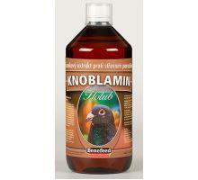 KNOBLAMIN H pre holuby cesnakový olej