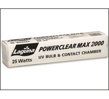Náhradná UV žiarivka + trubice LAGUNA PC Max 2000 25W