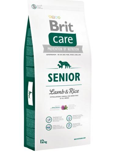 Brit Care Dog Senior Lamb & Rice