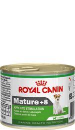 Royal Canin Canine konz. Mini Mature +8 195g