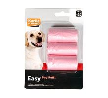 Karlie-Flamingo Sáčky na psí exkrementy růžové