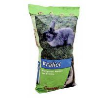 Krmivo pre králiky KLASIK FORTE granulované 25kg