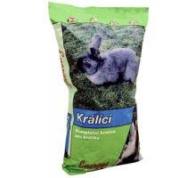 Krmivo pre králiky KLASIK granulované