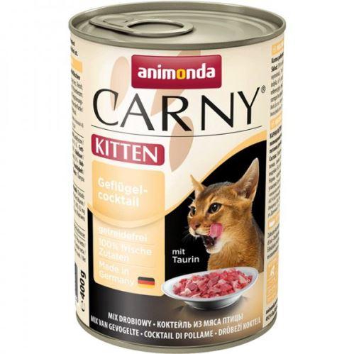 ANIMONDA konzerva CARNY Kitten 400g