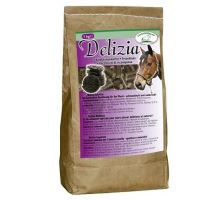 Pochúťka pre kone Delizia sladkého drievka