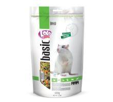 Lolo BASIC kompletné krmivo pre potkany