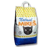 Mikeš natural Podstielka mačka pohlc. pachu 10kg
