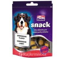 Bono pochúťka pre psov Uherákové labky 100g