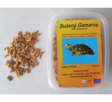 Gamarus, sušený v krabičke 100 ml
