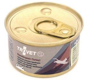 Trovet mačka TRD 85g konzerva