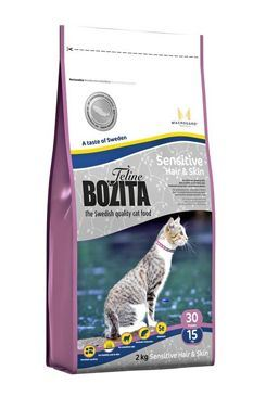 Bozita Feline Hair & Skin - Sensitive