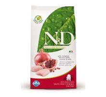 N & D Grain Free DOG Puppy Large Chicken & Pomegranate