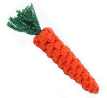 Hračka DOG FANTASY mrkva 20 cm 1ks