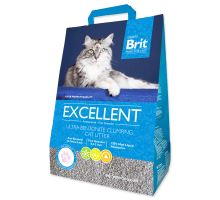 Kočkolit BRIT Fresh for Cats Excellent Ultra bentonite 5kg
