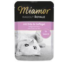 MIAMOR Ragout Royale kačka + hydina v šťave 100g